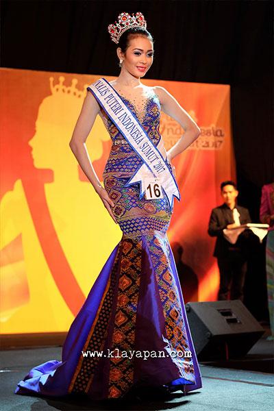 putri indonesia sumatera utara 2017, putri indonesia, miss universe, grand final pemilihan putri indonesia sumut